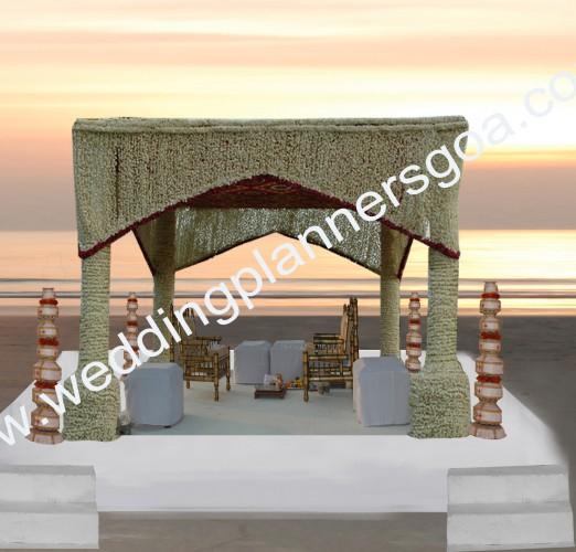 Beach Mandap 1